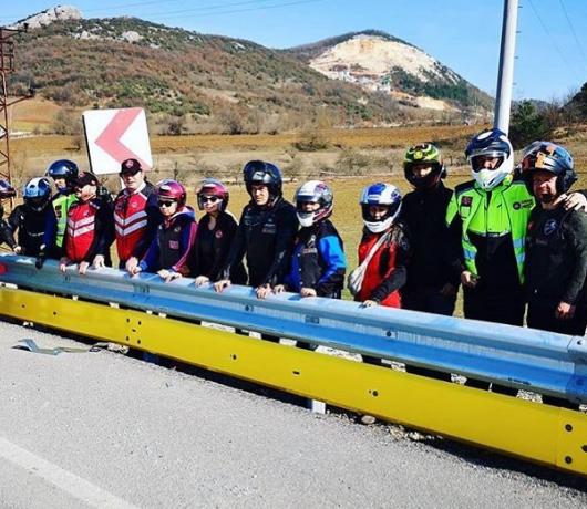 Motosikletliler İçin Güvenli Yollar !