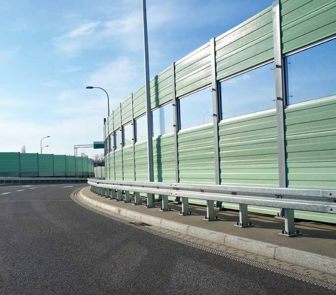 Noise Barrier Systems