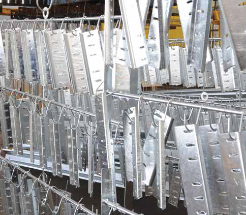 Hot Dip Galvanizing